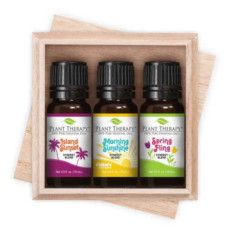 Plant Therapy Spring Blends Set