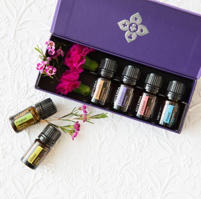 doterra essential oils aromatherapy